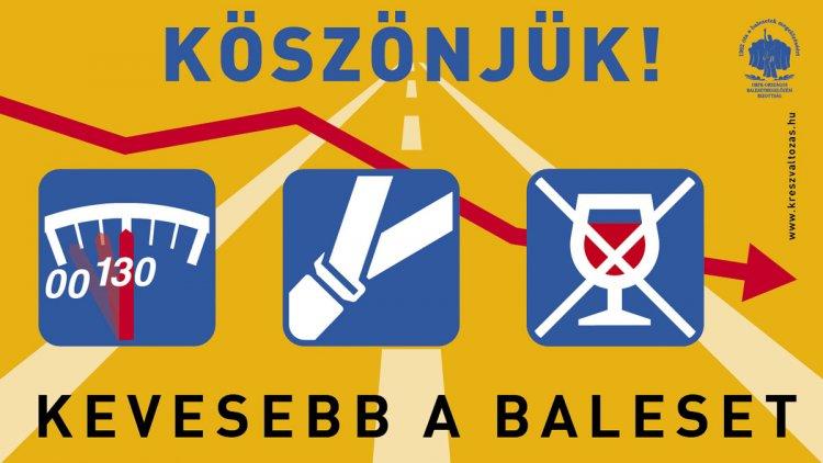 """ORFK-OBB: rajtolt a """"Köszönjük"""" kampány"""