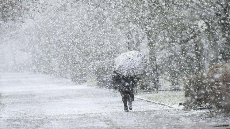 Kiderült, esik-e még hó a hétvégén - Erősebb fagyokra biztosan kell számítani