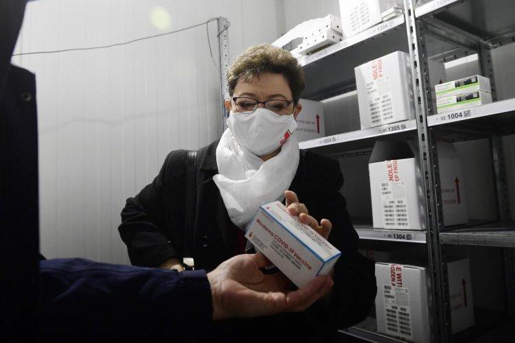 Minden feltétel adott a vakcinák tárolására, szétosztására