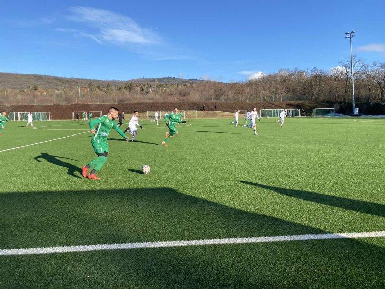 NB-I-es csapatot vert a Szpari - A Paks ellen játszott a Nyíregyháza