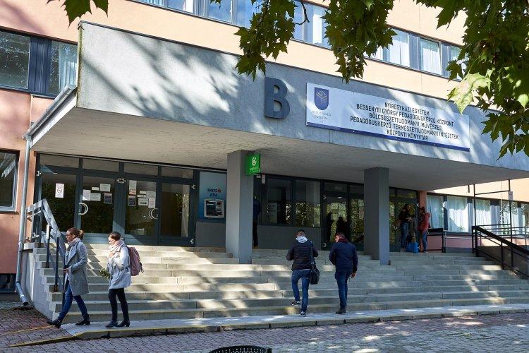 Régi és új képzések a Nyíregyházi Egyetemen – Megkezdődött a felvételi kampány