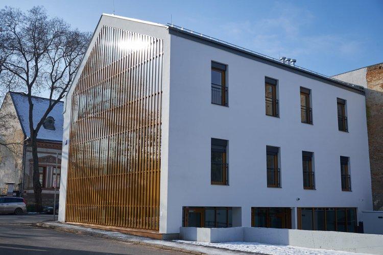 Megújult épület – Elkészült a Bocskai-Kálmán Szolgáltatóház