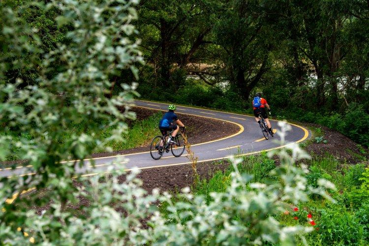 Jelentős fejlesztésekkel bővült 2020-ban kerékpárút-hálózat