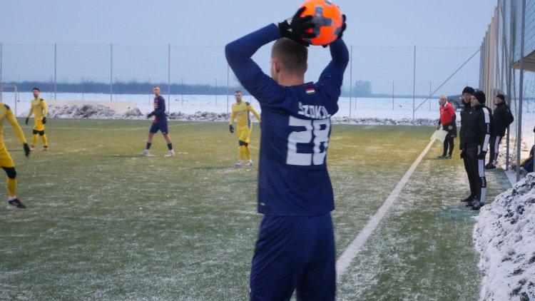 A Sényő volt a vendég - Az NB-III-as csapat ellen két gólt lőtt a Szpari