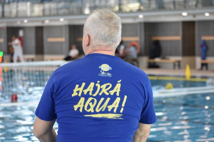 Válogatott meghívók - Az Aqua SE két fiatal játékosa is a nemzeti csapat keretének tagja