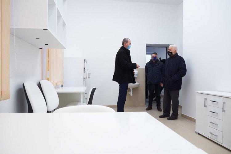 Új egészségügyi centrum a Csillag utcán – 6 védőnő és 3 orvos költözik az épületbe