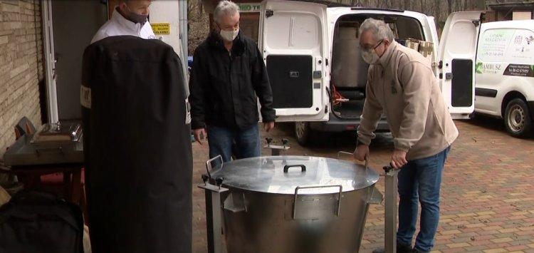Jótékonyság – Ismét Horvátországban főznek a nyíregyházi mesterszakácsok