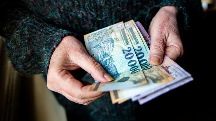 A kormány tavaly döntött - Februárban érkezik a 13. havi nyugdíj