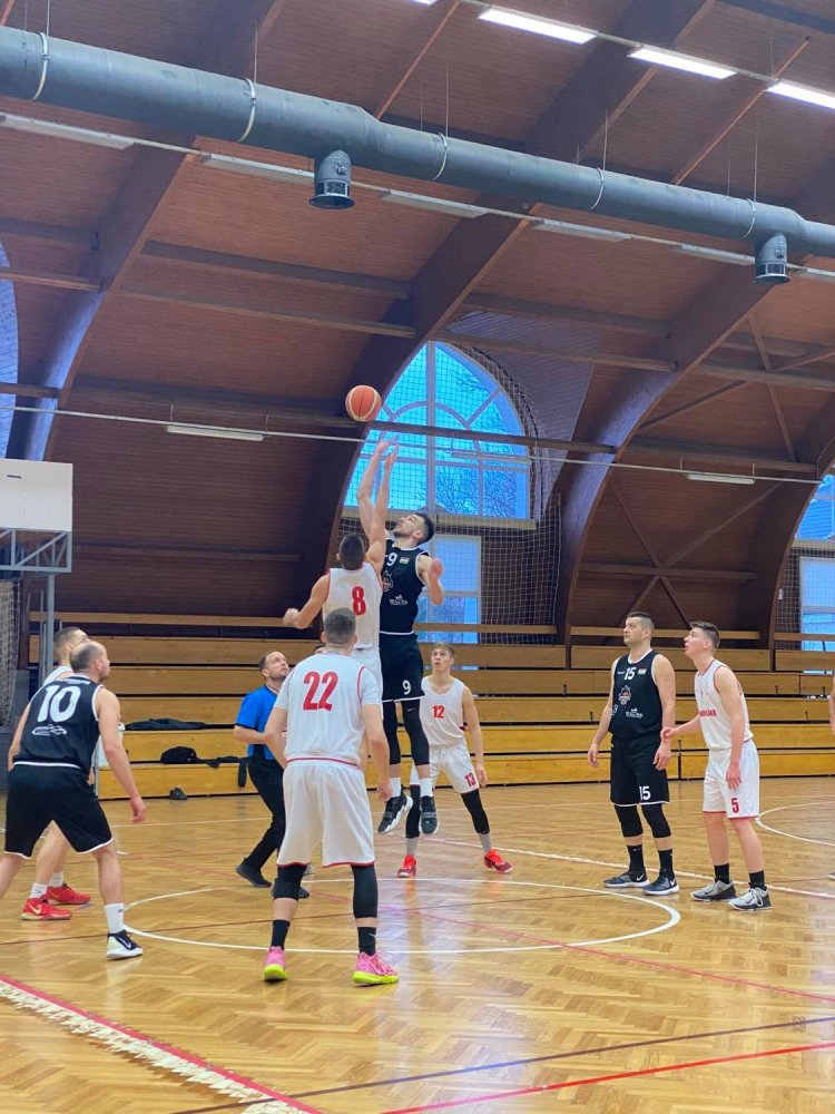 Szolnokon is nyert a NYÍKSE - Még mindig veretlen az NB-II-es kosárcsapat