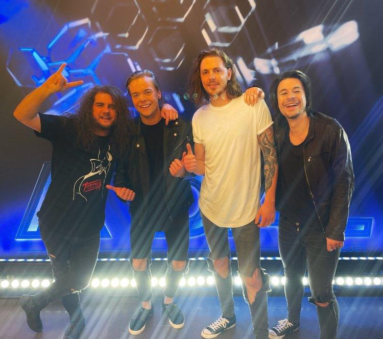 Irány az elődöntő!– Hatalmasat zúzott A Dal színpadán a nyíregyházi Tortuga zenekar