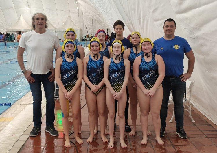 Olimpiai bajnok vezette az Aqua SE meccsét - Legyőzték a Fradit a lányok