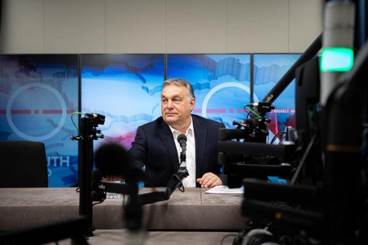 Orbán Viktor: mi támadunk, a vírus védekezik