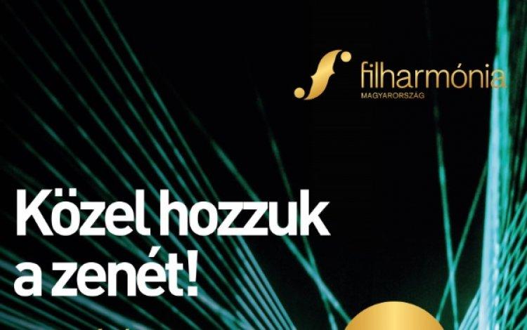 A Filharmónia Magyarország virtuális koncertterme várja a zenebarátokat