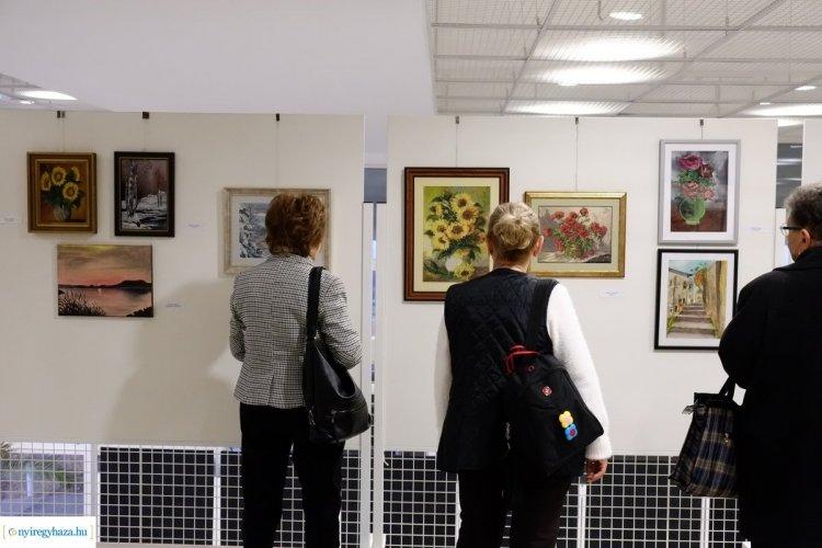 Alkotó idősek - pályázat Nyíregyháza városban élő nyugdíjasok számára