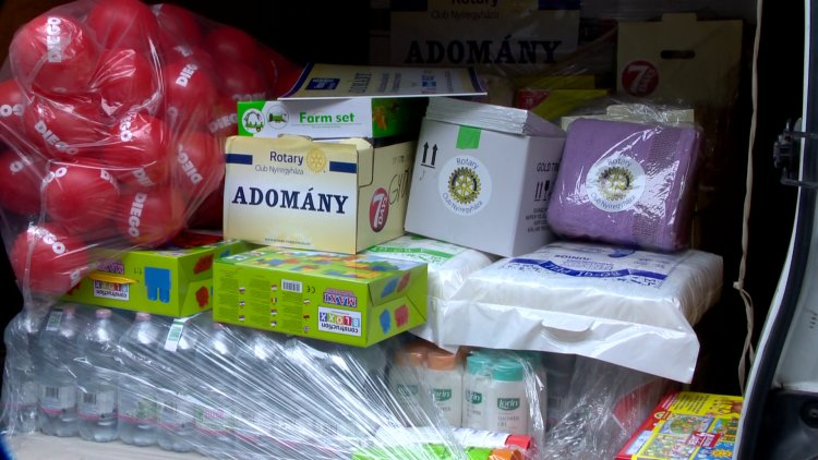 Adomány – Több mint 800 ezer forintnyi segítség érkezett a Jósa András Oktatókórházba