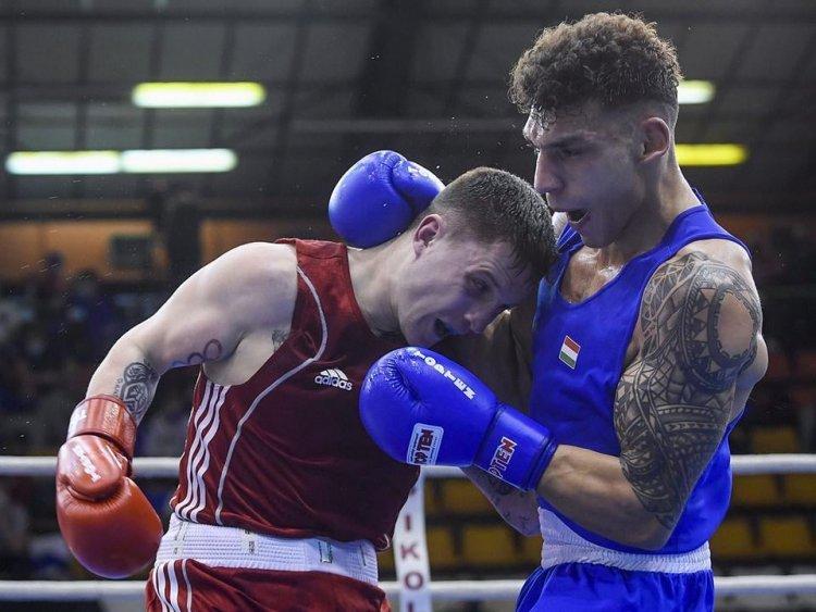 Kovács Richárd döntős a Bocskai Emlékversenyen - Európa-bajnokkal találkozik a fináléban