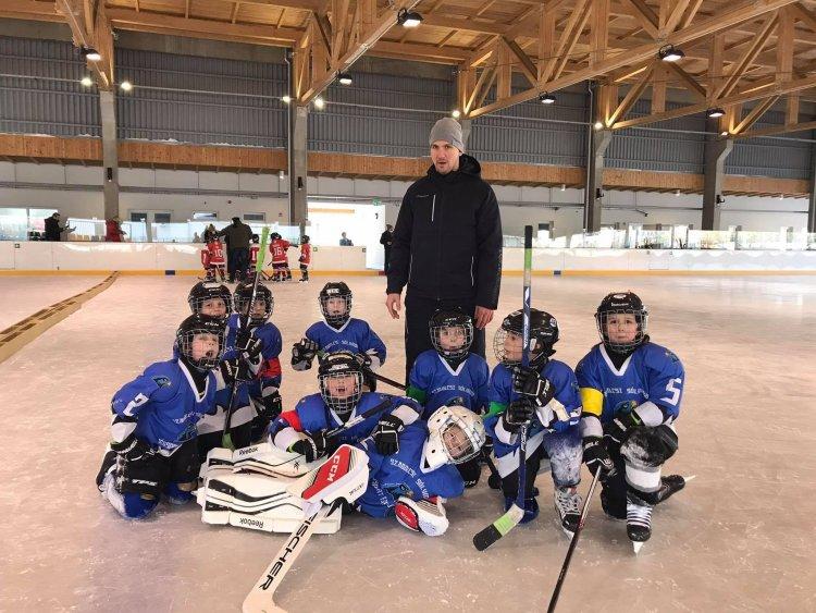 Itthon és idegenben - Jól szerepeltek a hétvégén a fiatal jégkorongosok