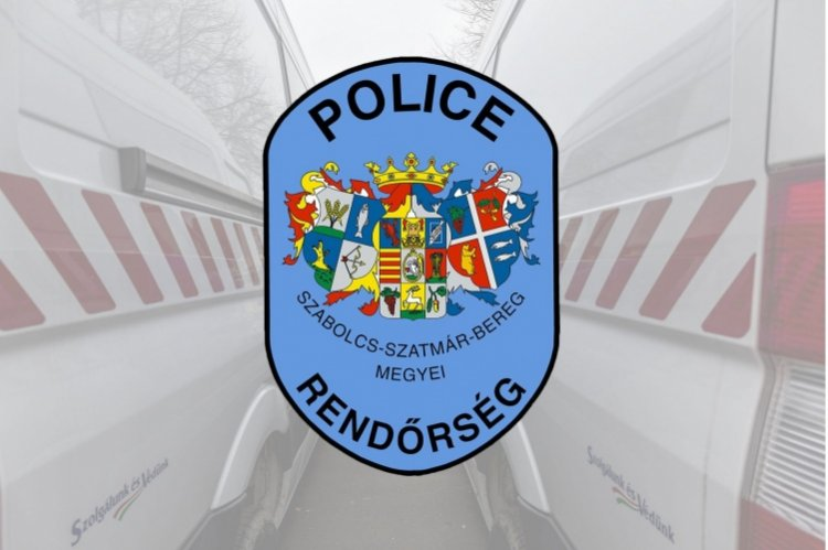 Lezárt ügy: Ittasan vezetett – A nyíregyházi rendőrök befejezték az ügy vizsgálatát