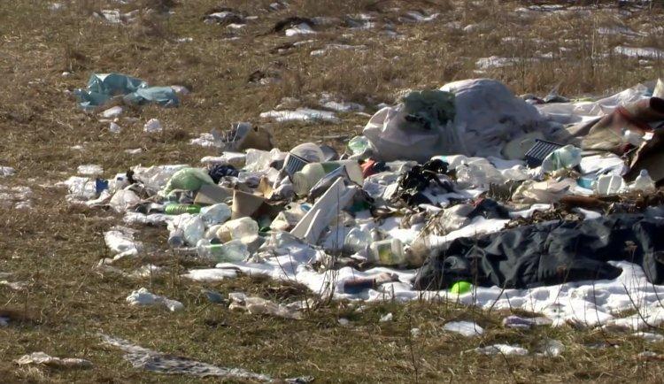 Tavaly 384 tonna illegálisan lerakott hulladékot gyűjtött össze a NYÍRVV