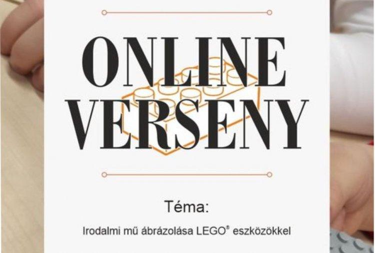 Online verseny diákoknak – Irodalmi művek LEGO elemekkel