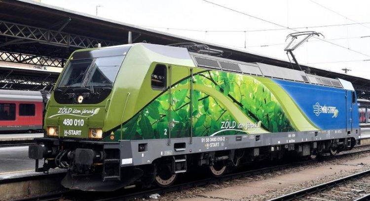 Zöld úton járunk: a MÁV célja a környezet- és utasbarát közösségi közlekedés biztosítása