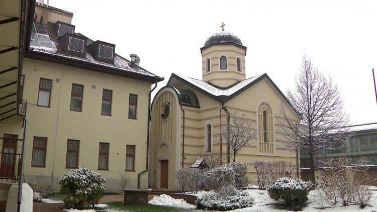 Megújult kápolna – Felszentelték a nyíregyházi Görögkatolikus Papnevelő Intézet kápolnáját