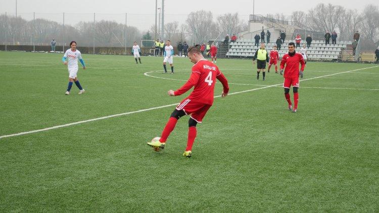 Győzelemmel kezdett a Szpari II - A Kótaj ellen játszotta első tavaszi meccsét a csapat