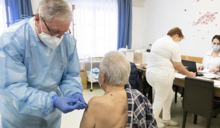 Magyarországra érkezett vakcinák típusa és mennyisége