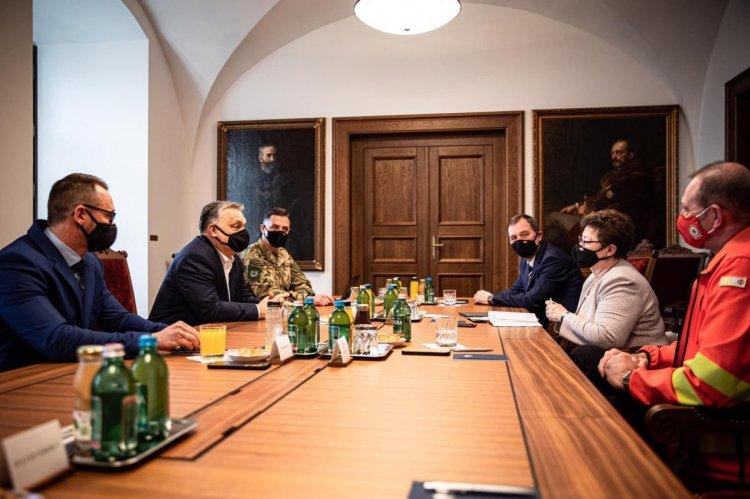 Orbán Viktor: könnyítésről egyelőre nem lehet beszélni