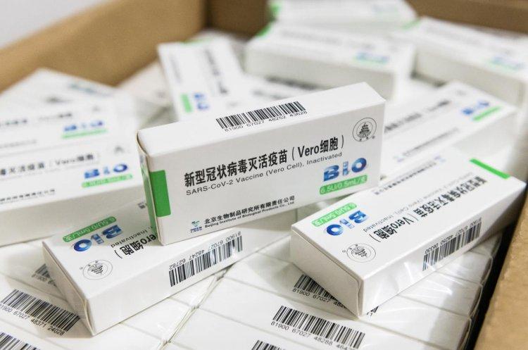 Kínai vakcina – Megérkeztek a Sinopharm oltóanyagok is megyénkbe