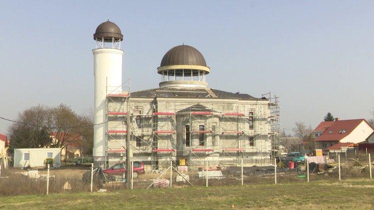 Jó ütemben halad a beruházás – Görögkatolikus templomot építenek Borbányán