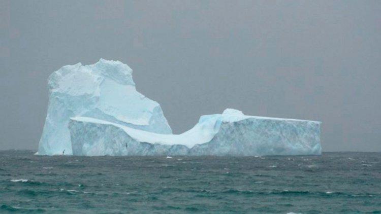 Egy Londonnyi méretű jéghegy szakadt le az Antarktiszról
