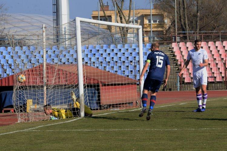 Négy gólt lőtt a Szpari -Nyert a Nyíregyháza a Békéscsaba ellen