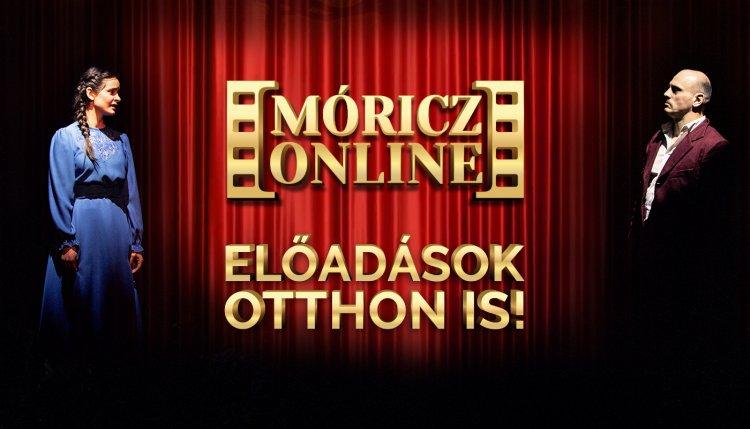 Móricz Online – Indul a nyíregyházi teátrum online videótár-programja