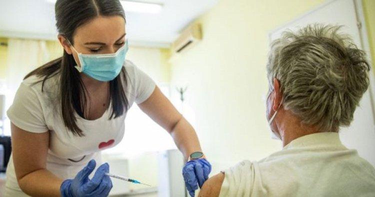 Meghaladhatta az egymilliót a beoltottak száma Magyarországon