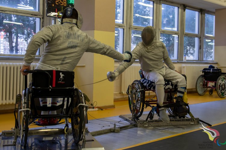 Irány Tokió - Tarjányi István kijutott a paralimpiára!
