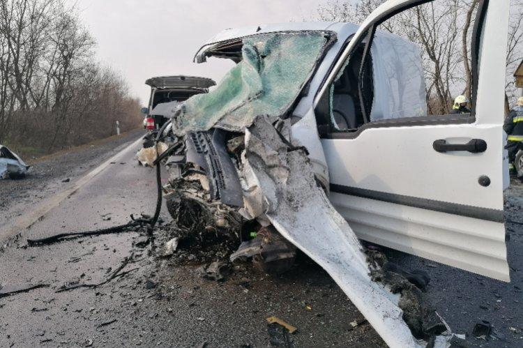 Halálos kimenetelű baleset történt a 4-es számú főúton Nyíbogdány és Nyírtura között