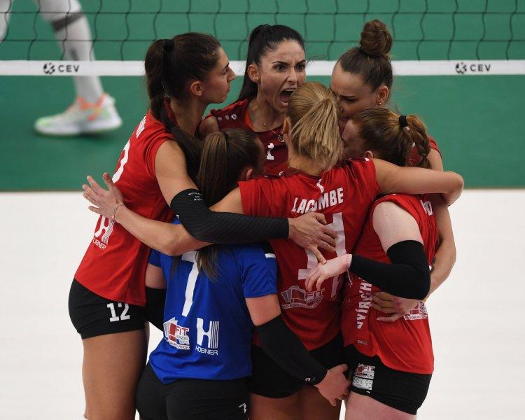 Kupagyőztes a Fatum Nyíregyháza! A női röplabdások aranyérmesek!