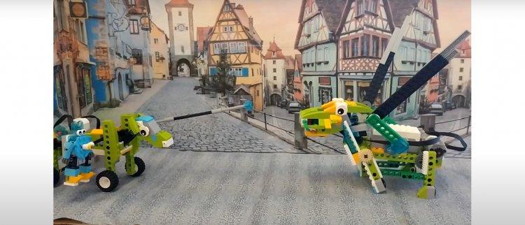 Kötelező irodalom újragondolva, avagy Petőfi LEGO szemmel