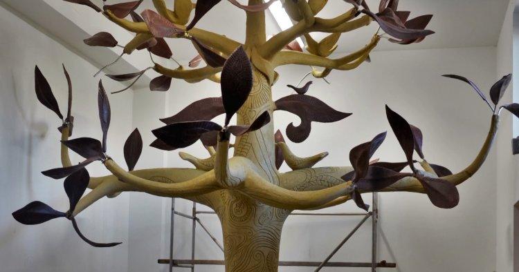 Készül a Nemzeti Összetartozás Emlékmű, újabb alkotással bővül Nyíregyháza szoborparkja