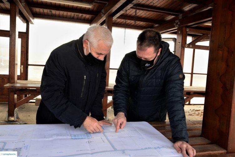 Barnamezős beruházás – Több mint félmilliárd forintból fejlesztenek a Kertvárosban