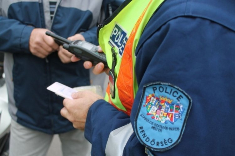 Közlekedésbiztonsági ellenőrzés Nyíregyházán: a jövőben is számíthatunk ellenőrzésekre