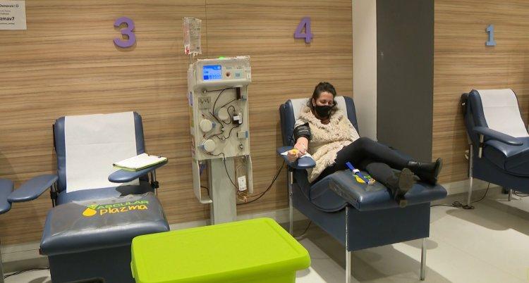 Hiánycikk a vérplazma – Donáció és életmentés