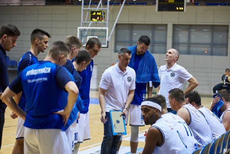 Edzőváltás a kosarasoknál - Borisz Majlkovics készíti fel a csapatot a meccsekre