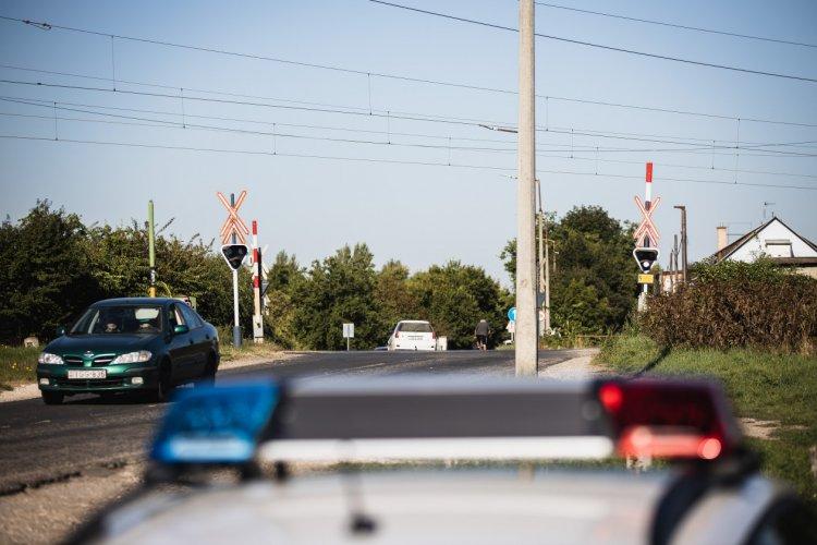Fokozott vasúti ellenőrzést tart a rendőrség szerdától
