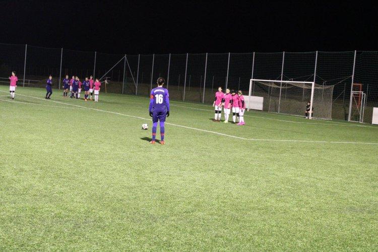 Városi rangadó a női bajnokságban - A Nyírség és a Szpari egymás ellen játszott