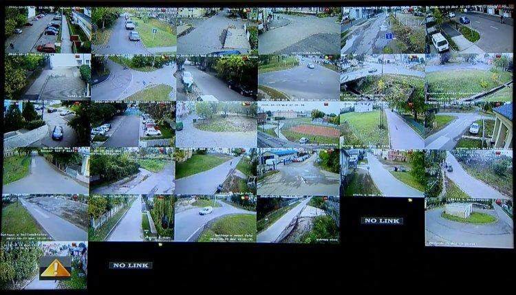 Térfigyelő kamerák a közbiztonságért – 218 eszköz figyeli Nyíregyháza különböző pontjait