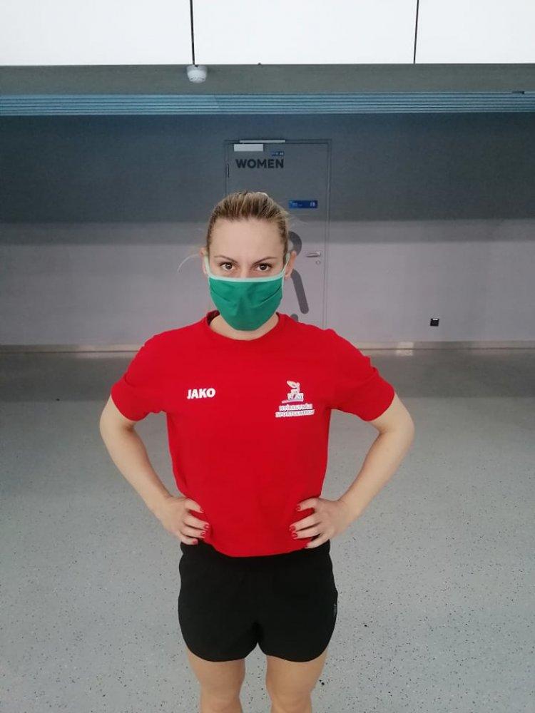 Szurovcsják Ivett - Újabb bronzérem az országos bajnokságon
