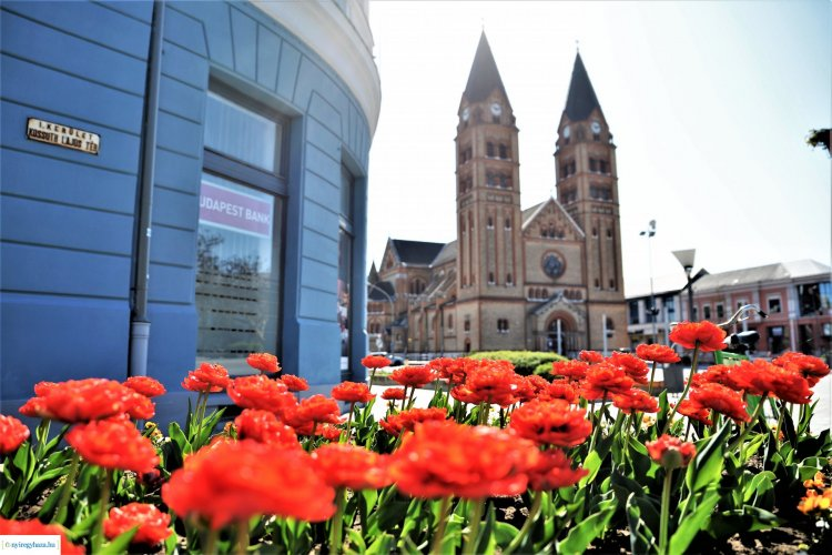Nagyheti, húsvéti püspöki szentmisék a székesegyházban és a társszékesegyházban