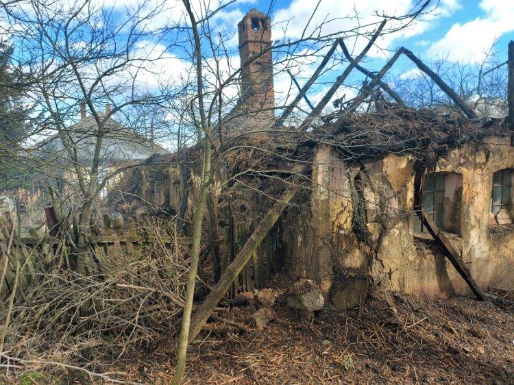 Lakatlan, száz négyzetméteres ingatlan lángolt Nagycserkesz külterületén